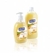 MEDIX Milk & Honey течен сапун, пълнител 900ml