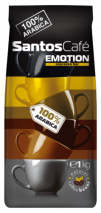 Кафе Santos Emotion 100% Arabica, 1кг.