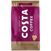 Кафе на зърна Costa Coffee Signature Dark Blend, 1кг.