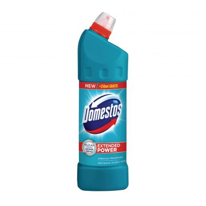 Domestos WC Gel Extended Power, 1.250л.