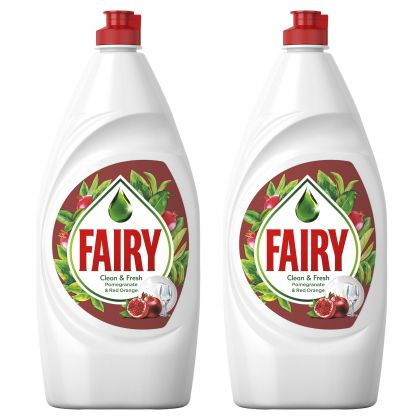 Fairy Clean and Fresh Нар, 1200мл.