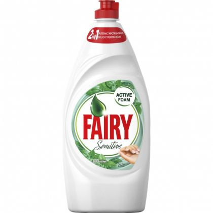 Fairy Clean and Fresh Чай и мента, 800мл.
