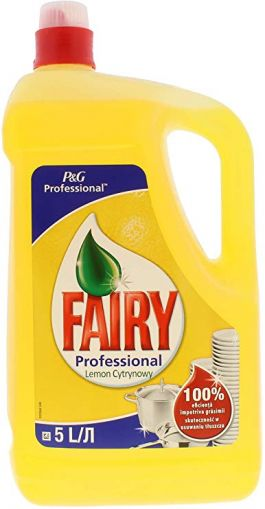 Fairy Professional Лимон, 5л.