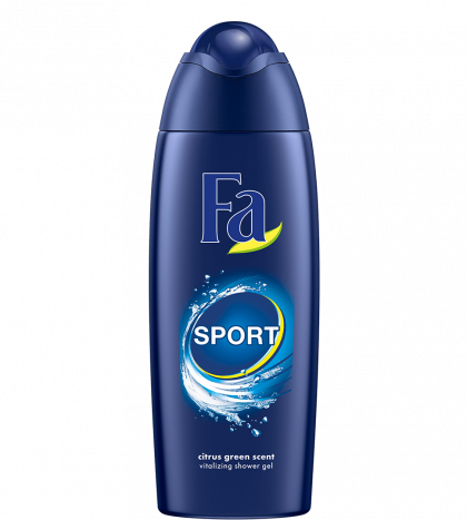 Душ гел Fa Active Sport, 750мл.