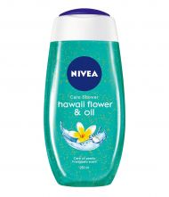 Душ гел Nivea Hawaii Flowers & Oil, 250гр.
