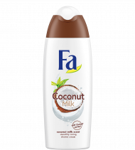 Душ гел Fa Coconut Milk, 750мл.
