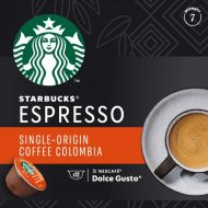 Кафе капсули STARBUCKS Medium Colombia, съвместими с NESCAFÉ® DOLCE GUSTO, 12бр.
